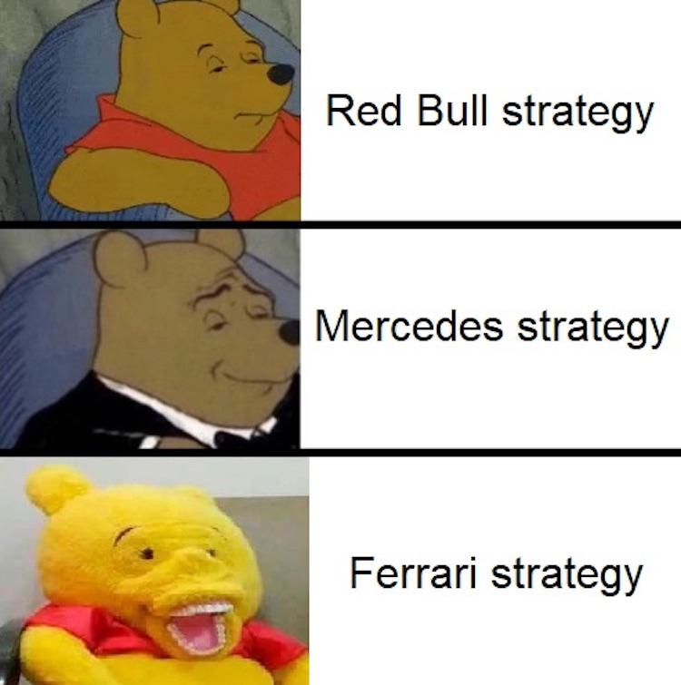 F1 Hongarije (2019): de beste reacties van het internet