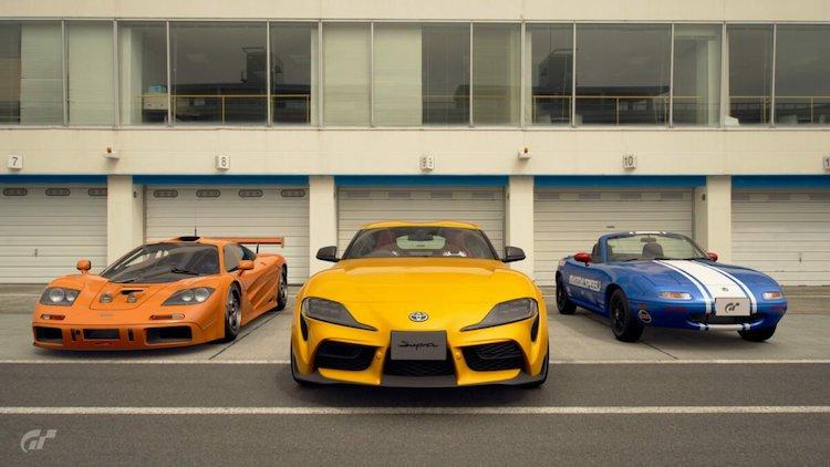 Nieuwe auto's en circuit voor Gran Turismo Sport