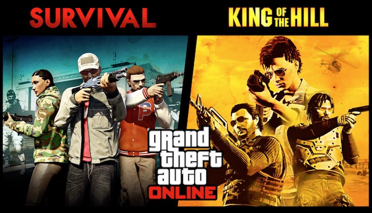 GTA Online: bepaal nu je eigen game met deze modes