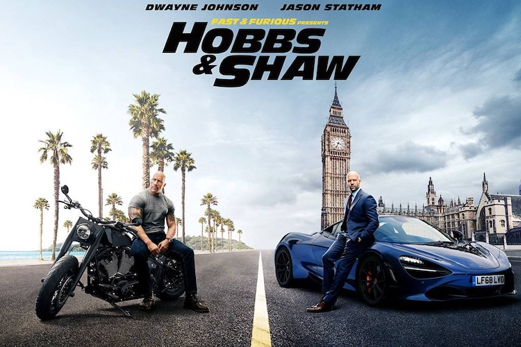 Trailer Fast & Furious spin-off Hobbs and Shaw is hier!