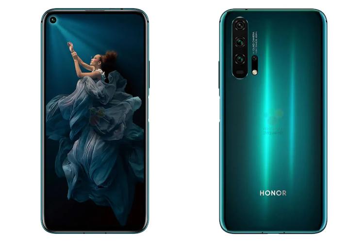 'Honor 20 Pro vertraging opgelopen door Huawei-verbod