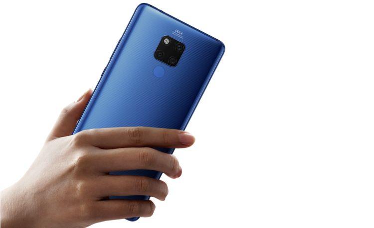 Netjes Huawei