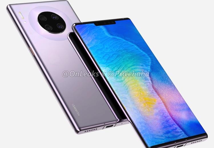 Een eerste blik op de Huawei Mate 30 Pro