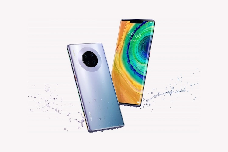 Officieel: Huawei Mate 30 Pro uitgebracht in Europa