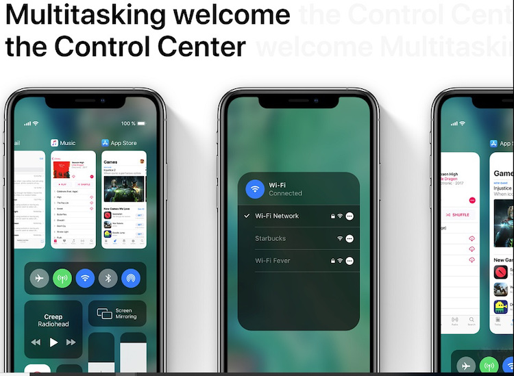 Multitasken in iOS 13