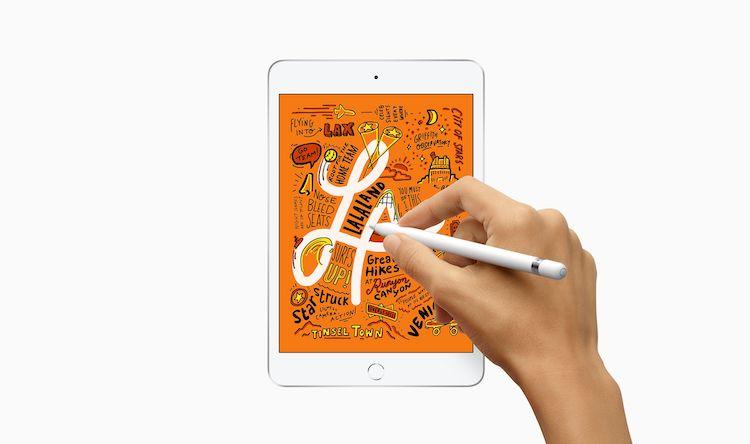Officieel: nieuwe iPad Mini, werkt met de Apple Pencil