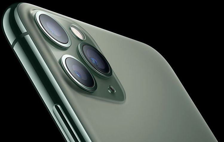 De iPhone 12 5G zou de iPhone 11 Pro in de weg zitten