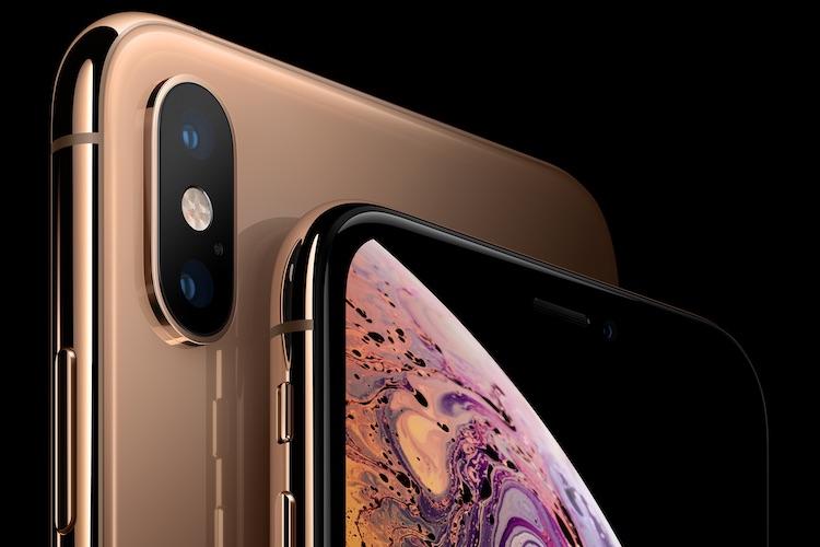 Het gaat niet zo goed met de iPhones