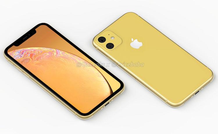 Kijken we hier naar de nieuwe iPhone XR (2019)?