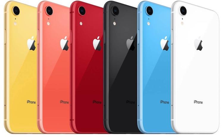 iPhone XR 2019: deze kleuren verdwijnen, dit is er nieuw