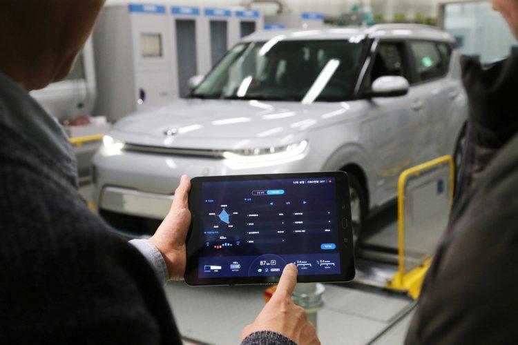 kia-ontwikkelt-eerste-slimme-elektrische-auto