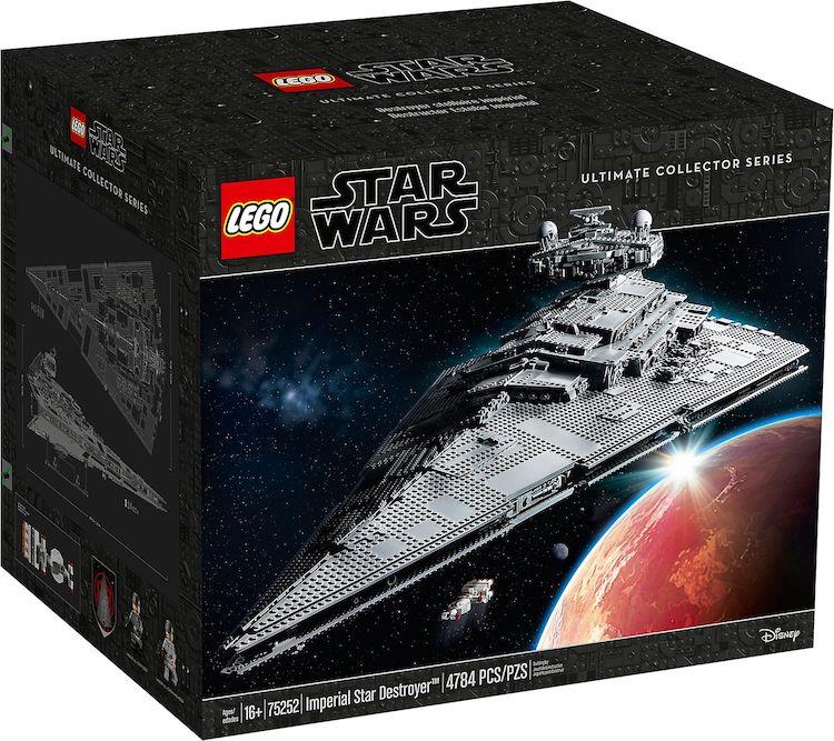 Deze LEGO-creatie kost maar liefst 630 euro