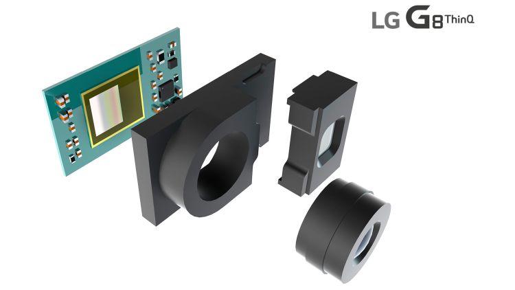 LG krijgt een infraroodsensor
