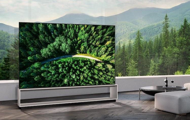 Dit kost de gigantische 88-inch 8K OLED TV van LG