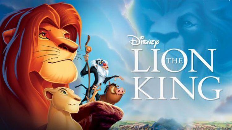 Uiteraard kan de Lion King niet op Disney+ lijstjes ontbreken