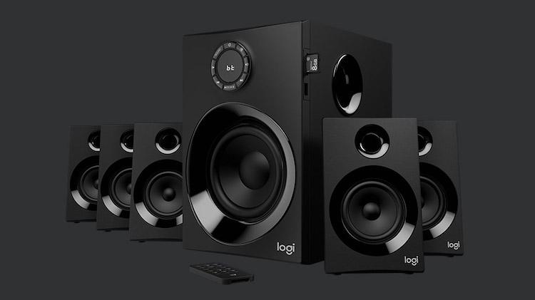Dit nieuwe geluidssysteem van Logitech wil je hebben
