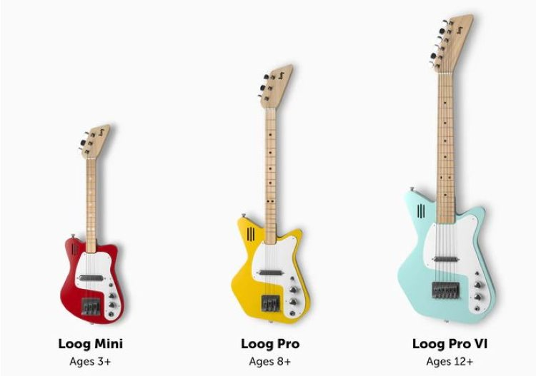loog-gitaren