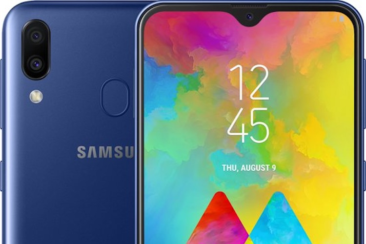 Dit is de Samsung Galaxy M20