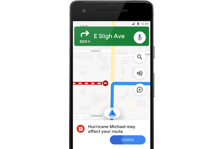 Zo gaat Google Maps je uit de ellende helpen