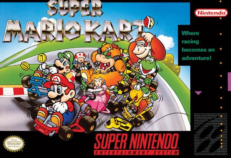 SNES games komen naar de Nintendo Switch