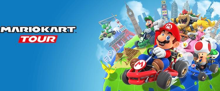 Mario Kart Tour komt eindelijk naar je iPhone