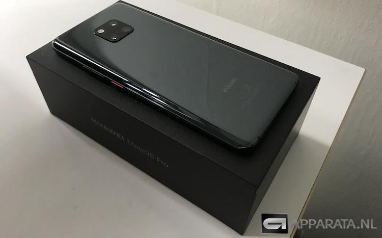 SD-kaartje in je nieuwe Huawei: vergeet het maar