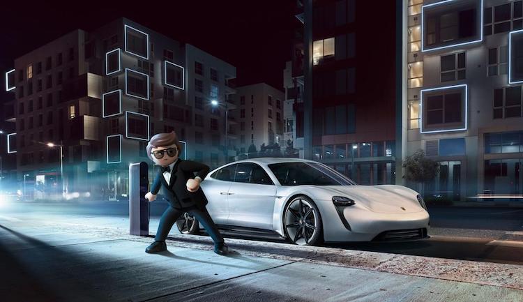 Porsche speelt de hoofdrol in deze nieuwe Playmobil-film