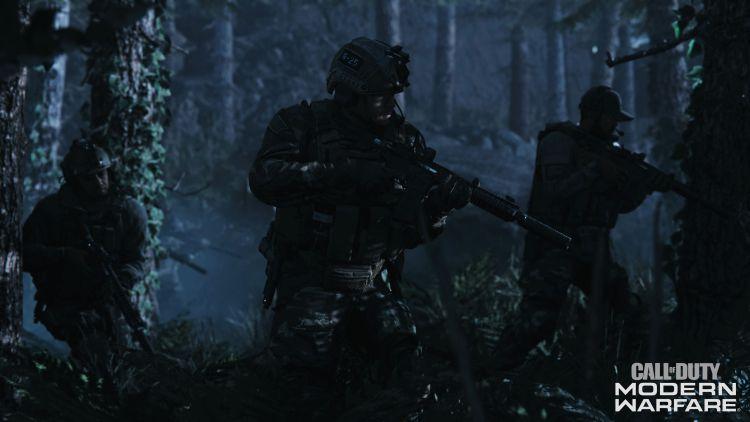 Modern Warfare is lastig te spelen