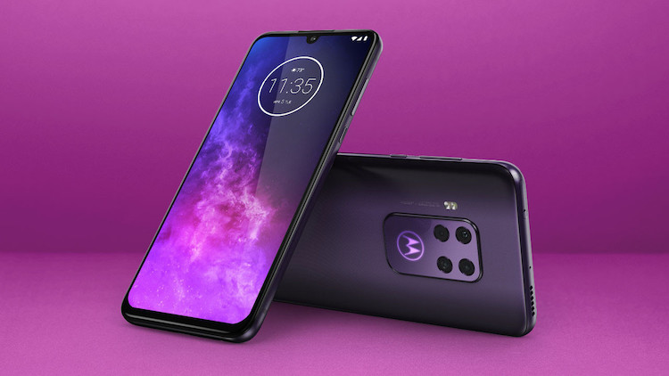 Officieel: Motorola One Zoom met 4 camera