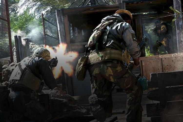 Officieel: dit is Call of Duty: Modern Warfare MP (2019)