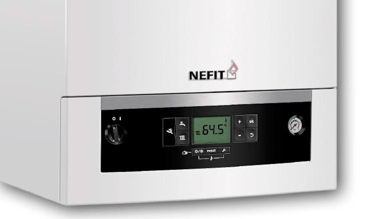 Koop een Nefit CV ketel en bespaar geld op de lange termijn