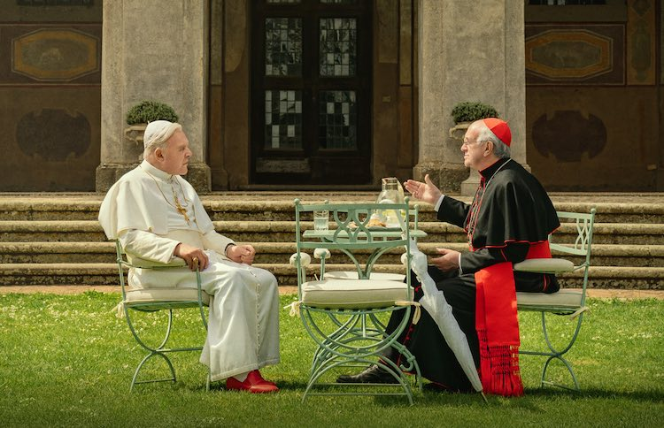 Dit moet je weten over Netflix 'The Two Popes'