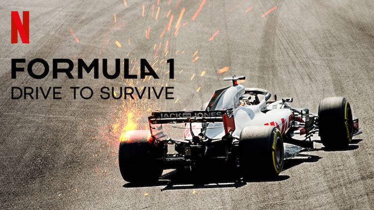 Officieel: Formula 1: Drive to Survive keert terug op Netflix