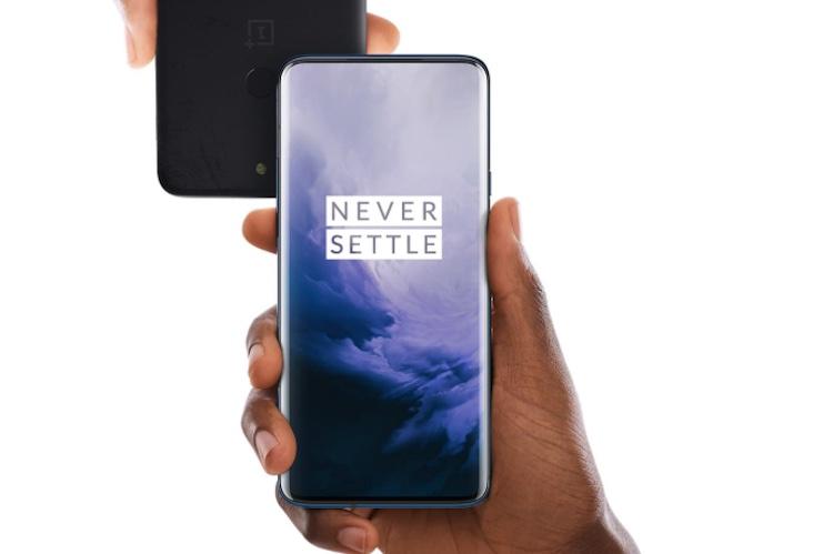Inruilactie: scoor de OnePlus 7 Pro voor 499 euro