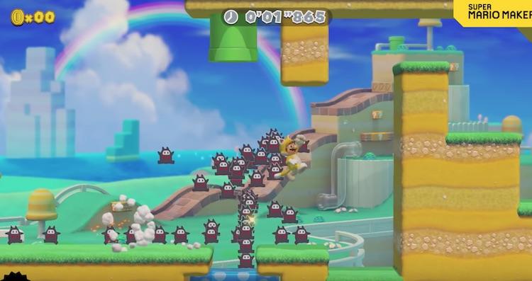Gratis update voor Super Mario Maker 2 brengt veel leuks