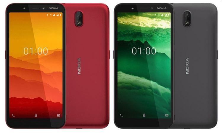 De Nokia C1 komt naar Kenia