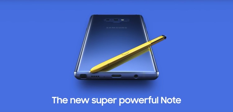 Samsung Galaxy Note 10: is dit dan de onthullingsdatum?