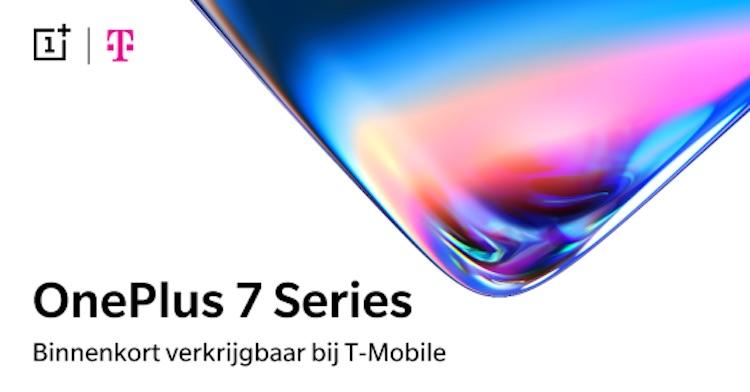 Zo komt de OnePlus 7 via T-Mobile naar Nederland