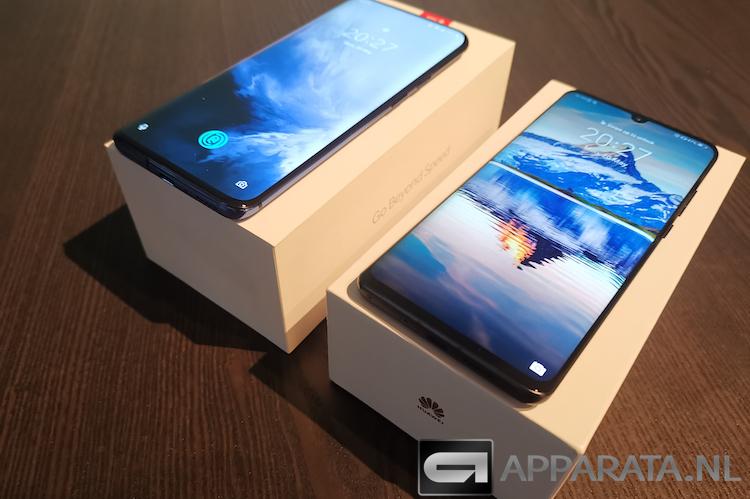 OnePlus 7 Pro vs Huawei P30 Pro: welke moet je kopen?