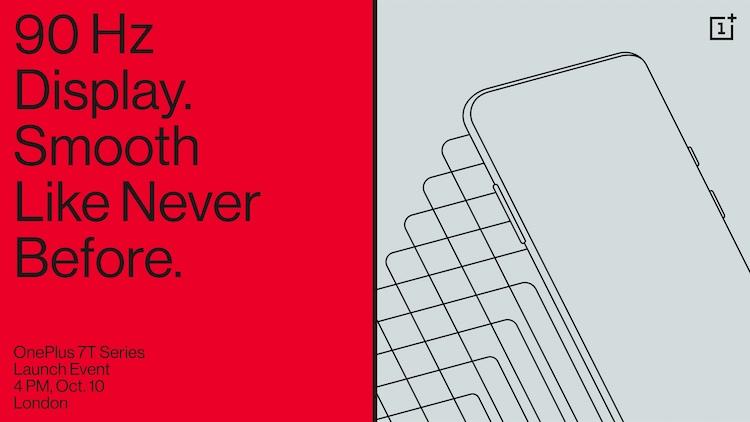 OnePlus kondigt 7T aan, onthulling ook in Nederland