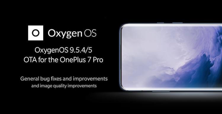 Dit is er nieuw met de laatste OnePlus 7 Pro update