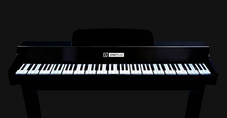 Dit is de OnePlus Phone Piano