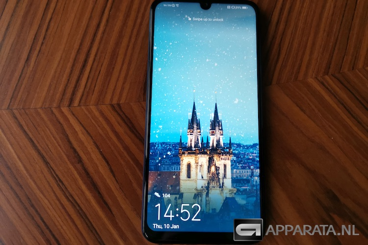 Huawei P Smart 2019 - Apparata review