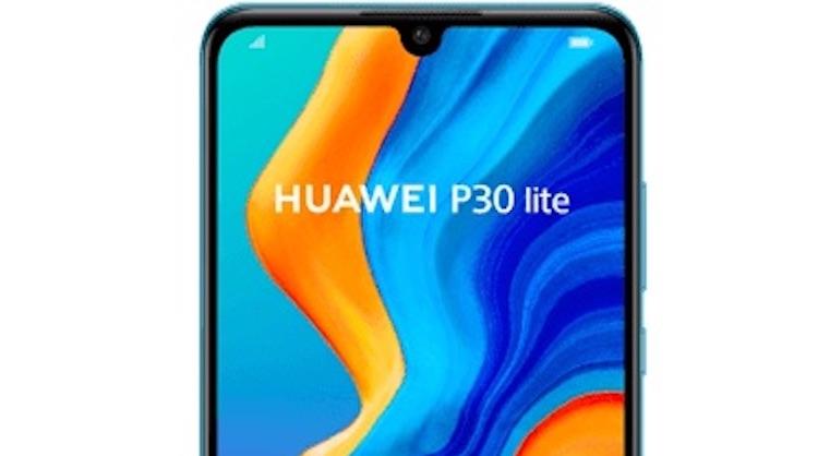 Dit is de goedkopere Huawei P30 Lite