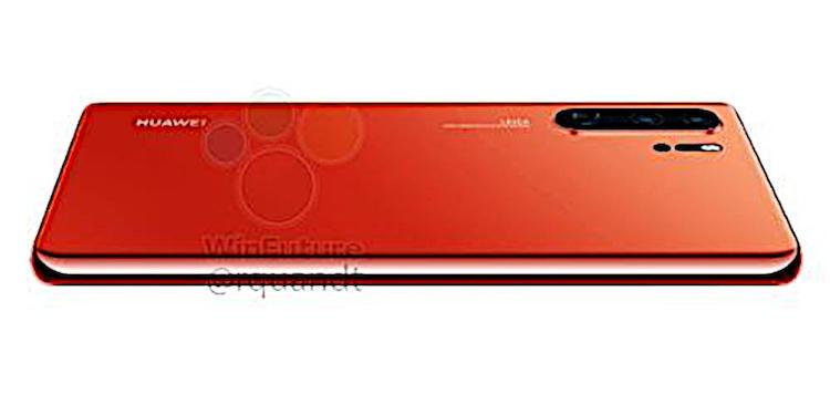 Deze kleur komt naar de Huawei P30 Pro