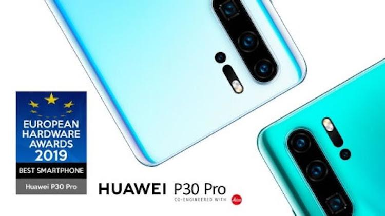 'Huawei P30 Pro is de beste smartphone van het jaar'