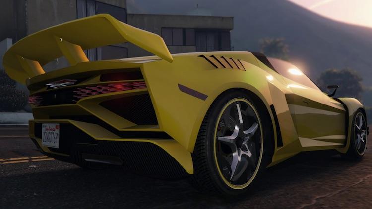Deze vette nieuwe supercar scoor je nu in GTA Online