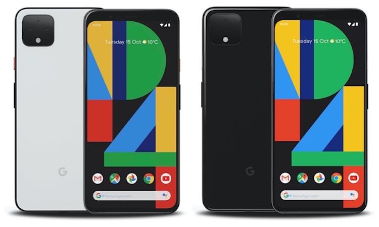 Google kondigt Pixel 4 en Pixel 4 XL aan