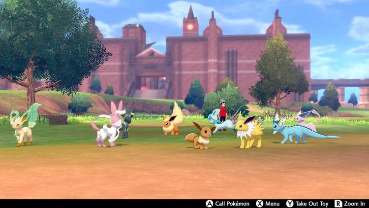 Pokemon is nog steeds ontzettend populair