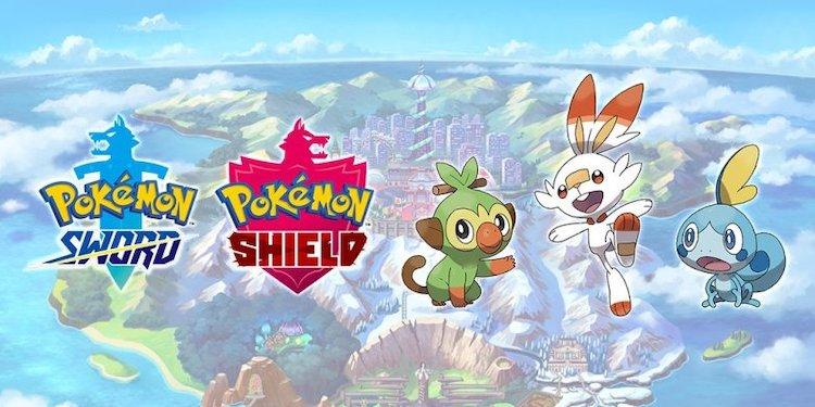 Pokémon Sword en Shield aangekondigd voor Nintendo Switch